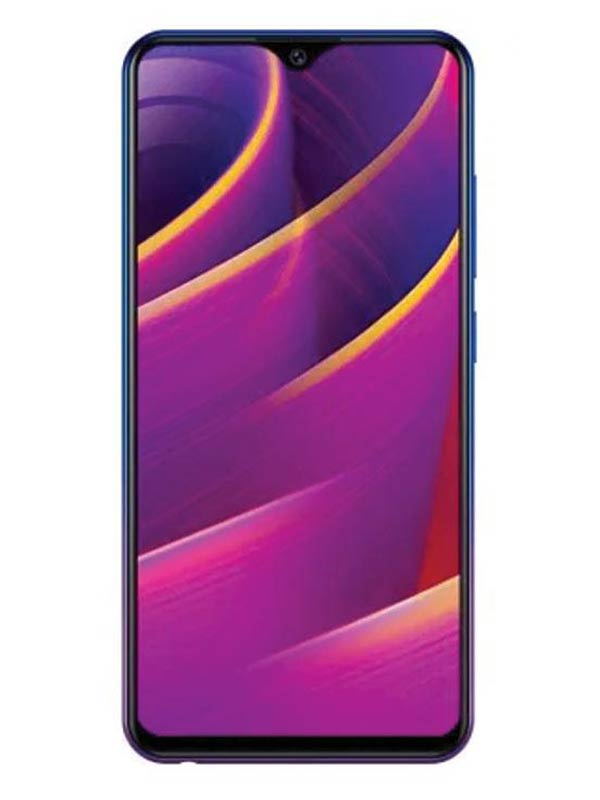 Vivo Y17 Blue 4GB|128GB
