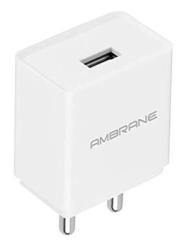 Ambrane AWC-47 2.1Amp Micro USB Turbo Fast Wall Ch 6