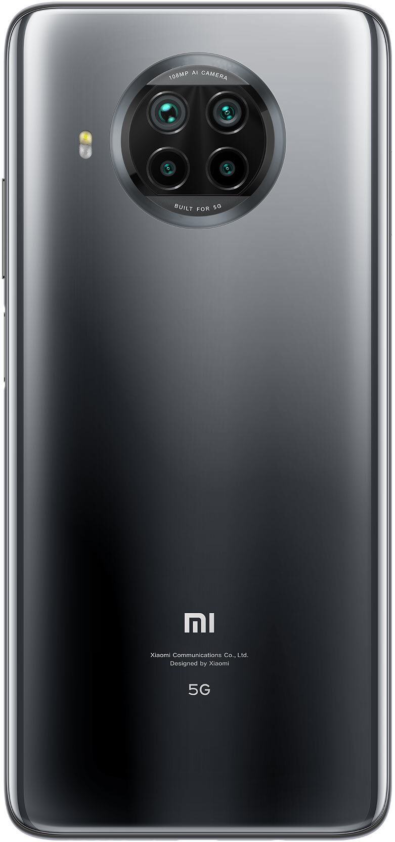 Mi 10i 5G Midnight Black  6GB RAM| 128GB