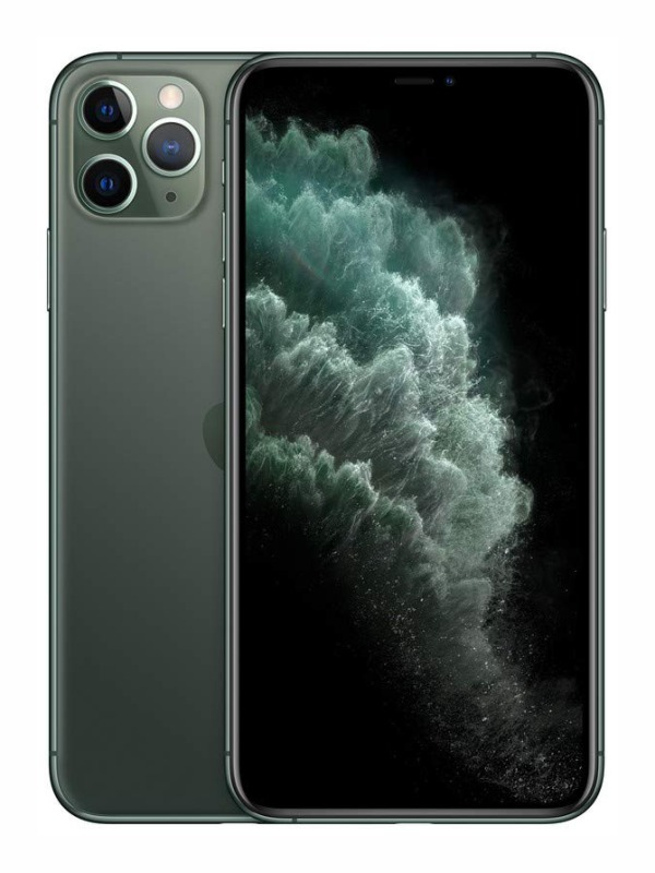 iPhone 11 Pro Midnight Green 512GB